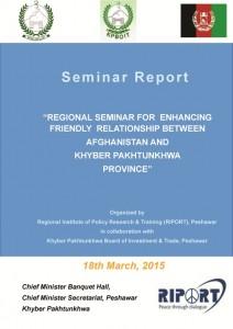 Regional Seminar Report (18 March 2015) 1 copy