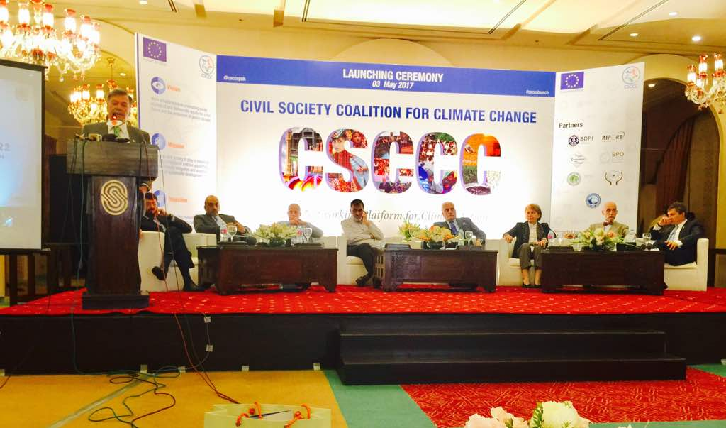 RIPORT and CSCCC Civil Society Climate Change Coalition